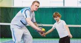 Rozbudzamy sportowe pasje. Ruszył nabór do szkółek tenisowych