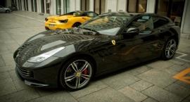 Pierwszy model Ferrari GTC4 Lusso już w Polsce! [ZDJĘCIA]