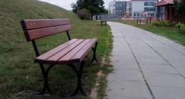 Zarząd Oczyszczania Miasta postawił nowe ławki