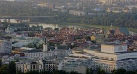 Warsaw Fast Forward - jeden dzień z życia Warszawy w przyspieszonym tempie [film]