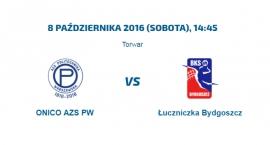 Wygraj bilety na mecz Onico AZS Politechnika Warszawska - Łuczniczka Bydgoszcz!