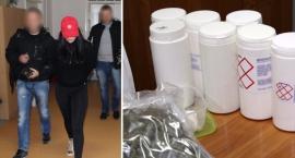 Wyjaśniła się sprawa weekendowej akcji policji na Trasie Siekierkowskiej. Dwie osoby zatrzymane