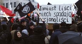 Marsz Sprzeciw się nacjonalizmowi – za wolność naszą i waszą [ZDJĘCIA]