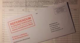 Guział: Pierwszego dnia odesłano 15 tys. listów w spr. referendum