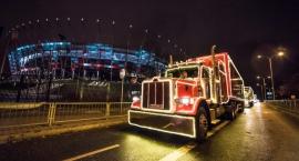 Świąteczna ciężarówka Coca-Coli jednak przyjedzie do Warszawy