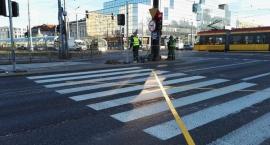 Duże ułatwienie dla pieszych na placu Bankowym