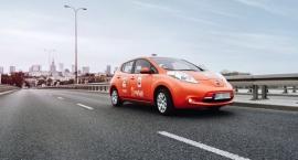 Pierwsze elektryczne taksówki jeżdżą już po Warszawie