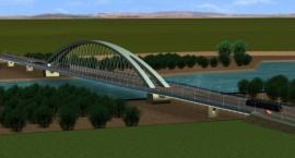 Budowa mostu Krasińskiego wstrzymana