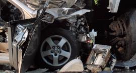 Tragiczny wypadek w Wołominie. Nie żyją rodzice i dziecko