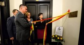 Warszawa upamiętniła zmarłą w tym roku radną Zofię Trębicką