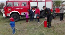 Młodzieżowe zawody strażackie w Budziskach