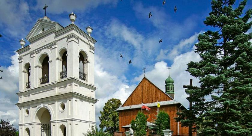 Historia, Janie Chrzcicielu parafii Warszawice - zdjęcie, fotografia