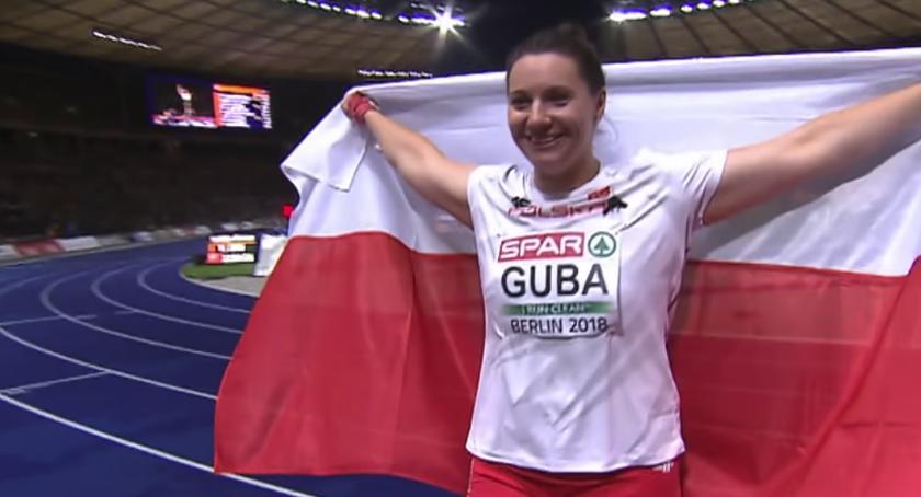 Lekkoatletyka, Megasensacja Paulina mistrzynią Europy - zdjęcie, fotografia