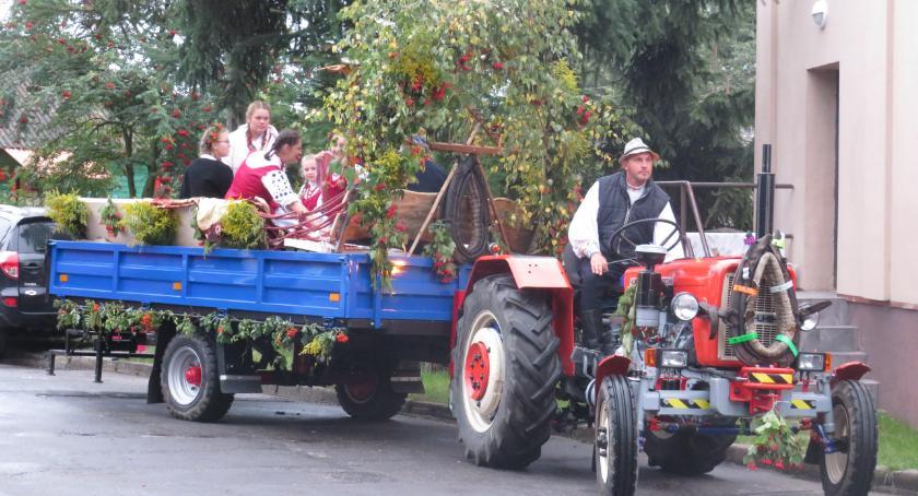 Imprezy, Dożynki gminne Ostrówcu - zdjęcie, fotografia