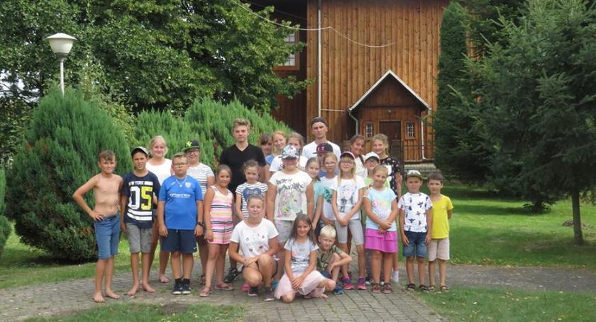 Rekreacja, Wakacje Bogiem Warszawicach - zdjęcie, fotografia