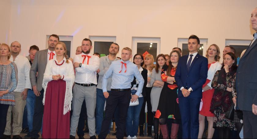 Imprezy, Andrzejki Łukówcu ludowo - zdjęcie, fotografia