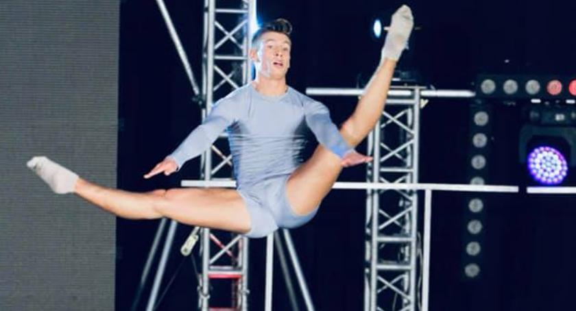 Taniec, Wicemistrz świata uczył tańca Otwocku - zdjęcie, fotografia