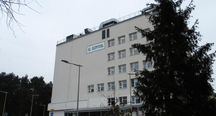 Zdrowie - szpital , Ośrodek replantacyjny szpitala Grucy Otwocku Funduszu Sprawiedliwości - zdjęcie, fotografia