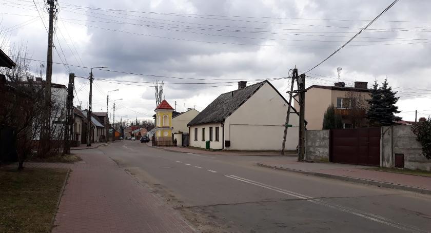 Komunikacja - drogi , Remont Kościelnej rozbudowa - zdjęcie, fotografia
