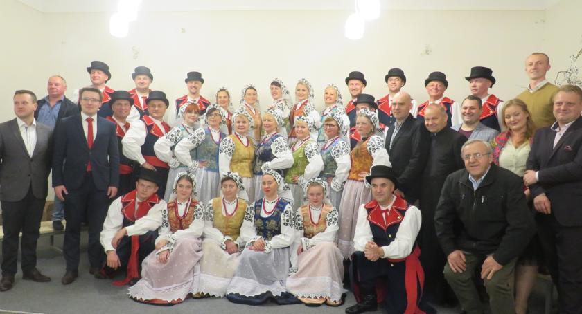Koncerty - muzyka, Piskorze tradycji przytupem Łukówcu - zdjęcie, fotografia