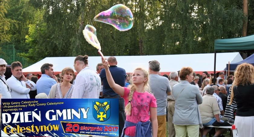 Imprezy, Dzień Gminy Celestynów - zdjęcie, fotografia