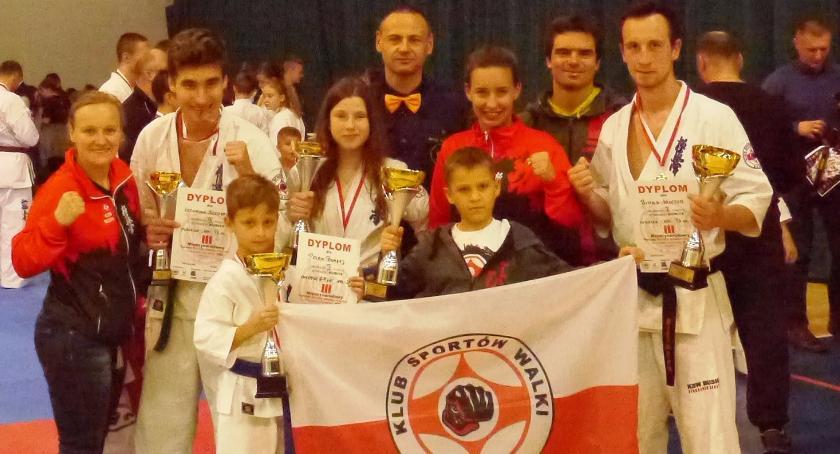Sporty walki, Sukces karateków Bushi Skarżysko Kamienna - zdjęcie, fotografia