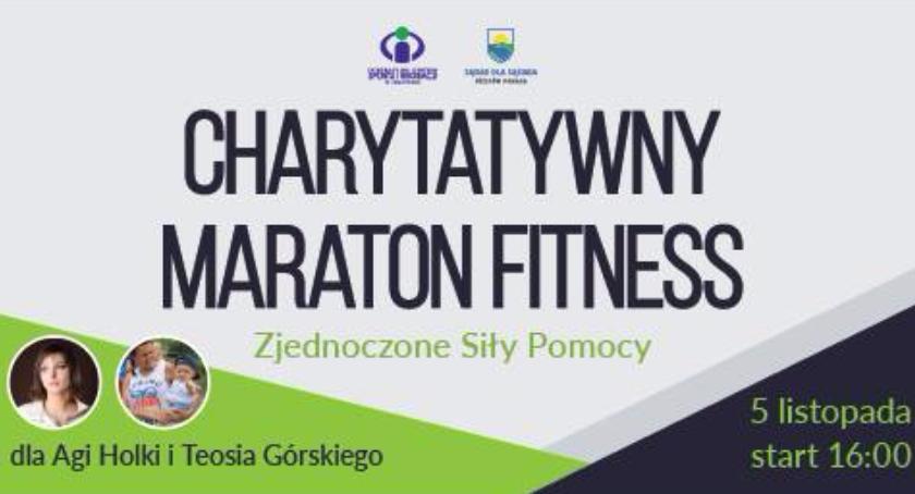 Rekreacja, Maraton fitness Teosia - zdjęcie, fotografia