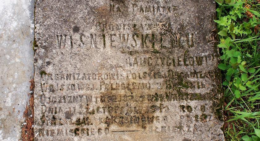 Historia, zapominajmy otwockich grobach uczestników niepodległość - zdjęcie, fotografia