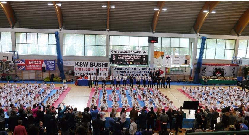 Sporty walki, Spektakularny sukces Bushi międzynarodowym turnieju Józefowie - zdjęcie, fotografia