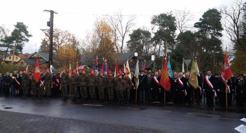 Historia, Obchody odzyskania niepodległości Otwocku - zdjęcie, fotografia