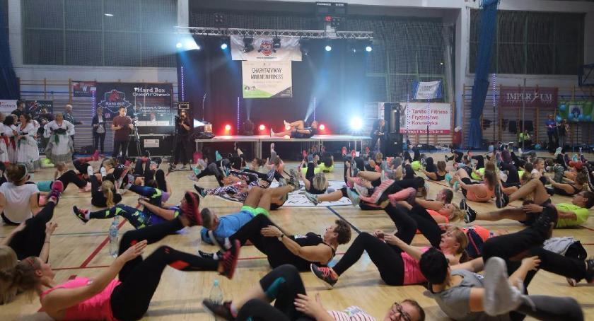 Rekreacja, Maraton fitness ICSiR Teosia - zdjęcie, fotografia