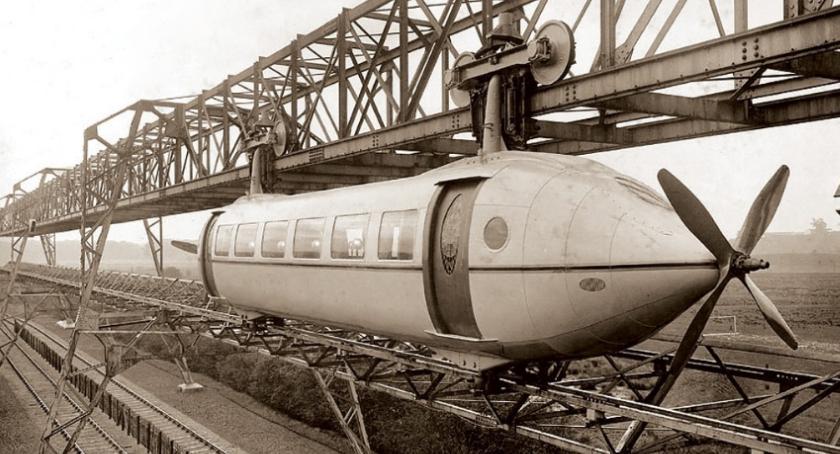 Historia, Zeppelinem Otwocka minut - zdjęcie, fotografia
