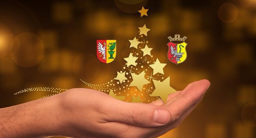 Konkurs, Świąteczne życzenia Otwocka wesoło konkurs - zdjęcie, fotografia