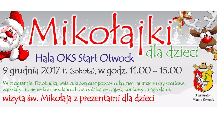 Imprezy, Mikołajki dzieci - zdjęcie, fotografia