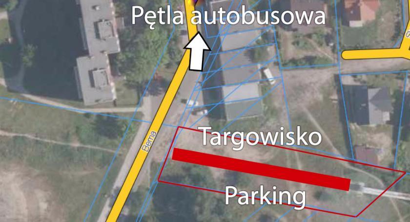 Inwestycje, Mieszkańcy zdecydowali bazarek Ługach Karczew okiem radnego Kwiatkowskiego - zdjęcie, fotografia