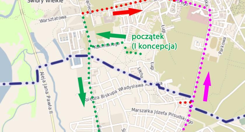 Komunikacja - drogi , Konsultacje sprawie autobusu Karczewa Otwock Karczew okiem radnego Kwiatkowskiego - zdjęcie, fotografia