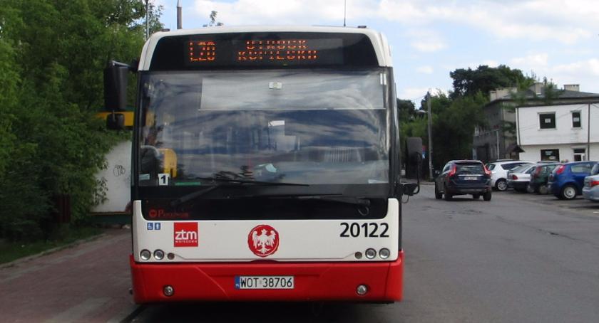 Komunikacja - drogi , Autobusy