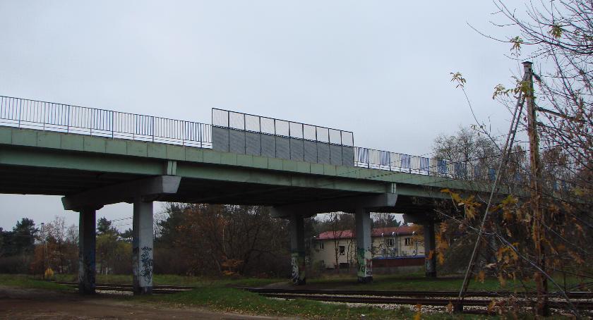Komunikacja - drogi , Otwarcie wiaduktu Józefowie - zdjęcie, fotografia