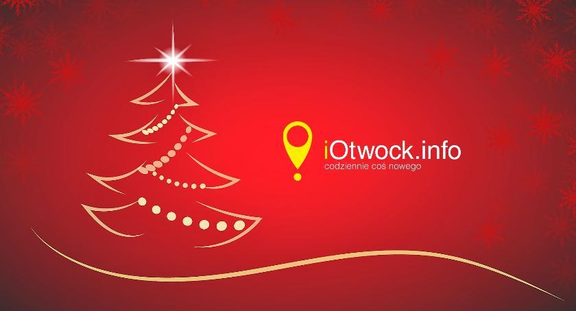 Życzenia, Wesołych Świąt Bożego Narodzenia iOtwock - zdjęcie, fotografia