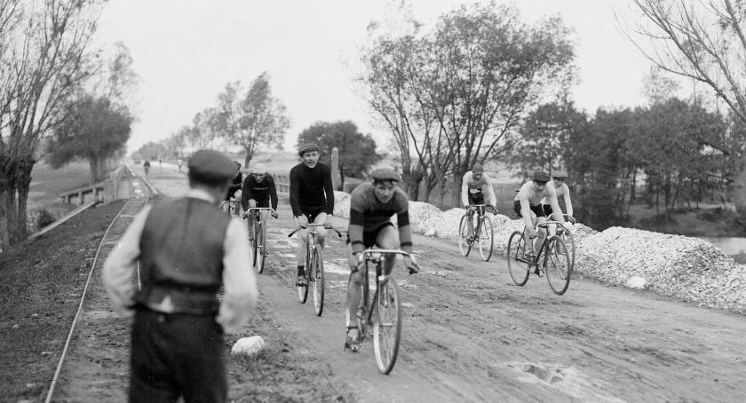 Historia, Klasyk drodze czyli rowerem motorem Szosie Lubelskiej - zdjęcie, fotografia