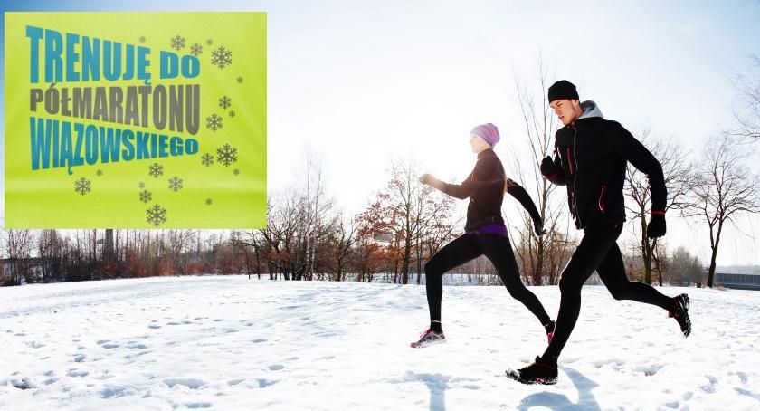 Bieganie, Trenuj Półmaratonu Wiązowskiego! - zdjęcie, fotografia