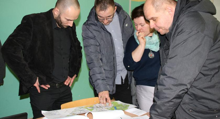 Komunikacja - drogi , Obwodnica Kołbieli ciągu coraz bliżej - zdjęcie, fotografia