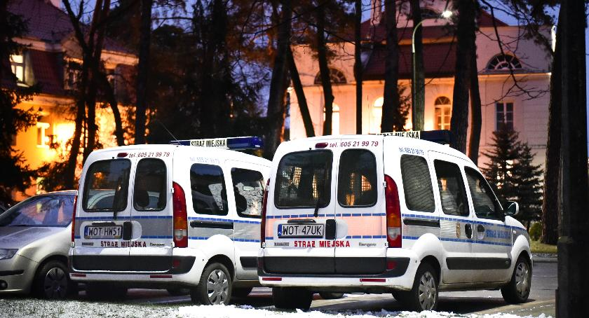 Bezpieczeństwo, Otwock Straży Miejskiej dalej - zdjęcie, fotografia