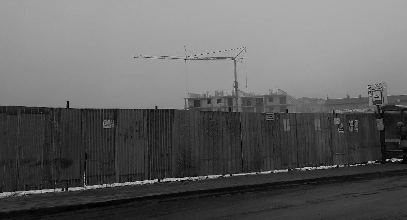 Inwestycje, Inwestor czeka radni obradują budowa Galerii Kupiecka stoi! - zdjęcie, fotografia