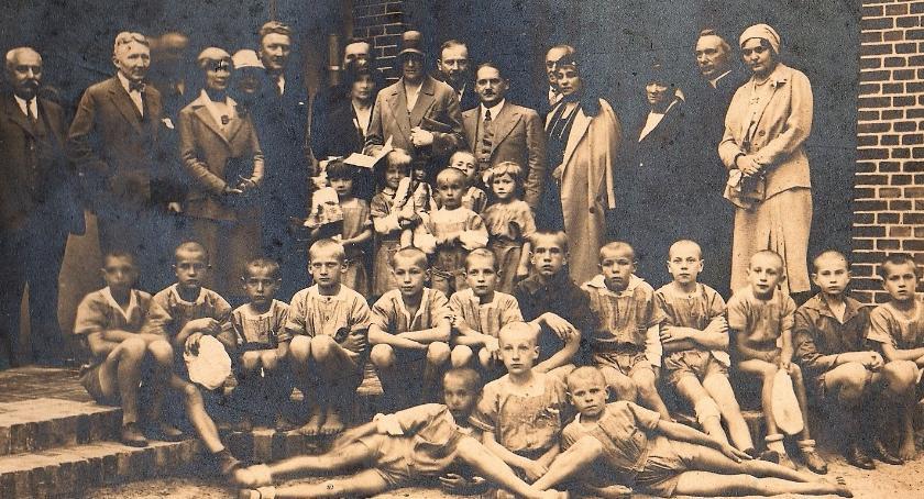 Historia, Dziecięce sanatorium Marchlewski - zdjęcie, fotografia