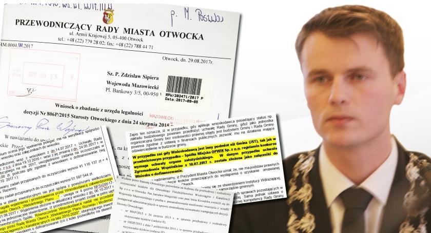 Radni Otwocka, Skandal samorządowy Otwocku - zdjęcie, fotografia