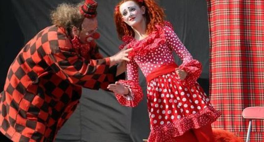 Teatr - spektakle, Święto teatru - zdjęcie, fotografia