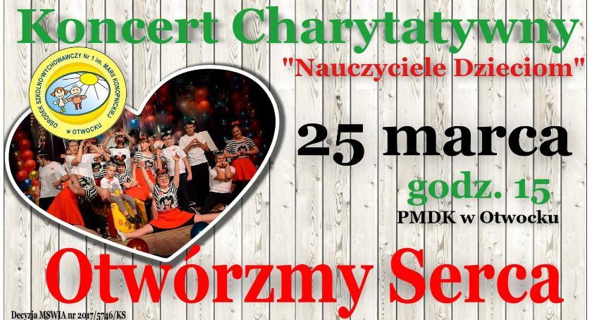 """Imprezy, Koncert charytatywny """"Nauczyciele Dzieciom"""" - zdjęcie, fotografia"""