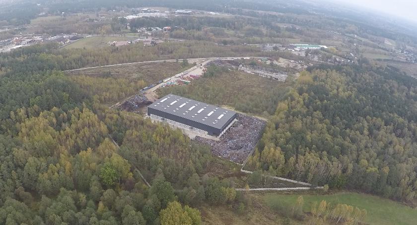 Eko System , Kontrola WIOŚ potwierdziła smród LEKARO - zdjęcie, fotografia