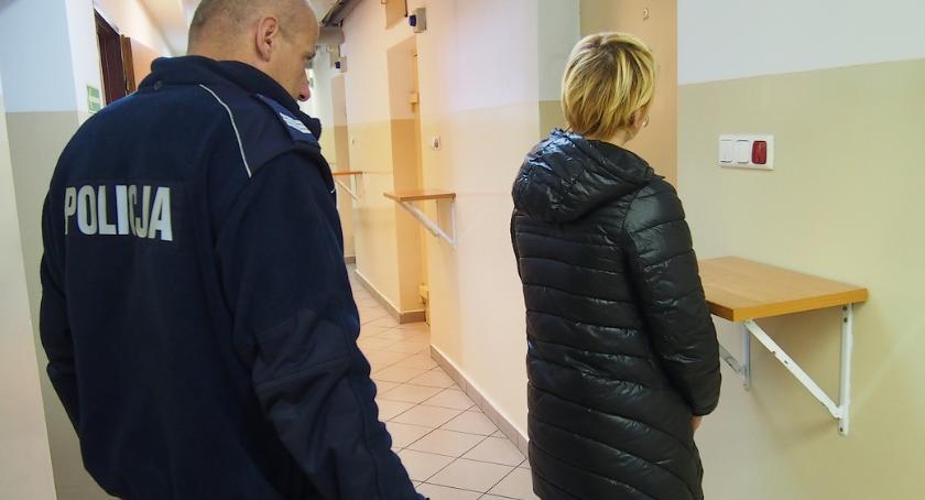 Kronika kryminalna, Ukraińska zatrzymana